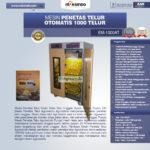 Jual Mesin Penetas Telur Otomatis 1000 Telur (EM-1000AT) di Palembang