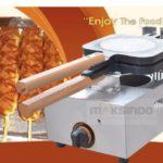 Jual Mesin Gas Stick Waffle (Hot Dog Waffle) – SW04 di Palembang