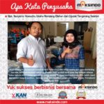 Bpk. Nuryanto Hoerudin : Sangat Puas Menggunakan Mesin Meat Slicer Maksindo