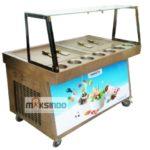 Jual Mesin Roll Fry Ice Cream RIC50x2 di Palembang