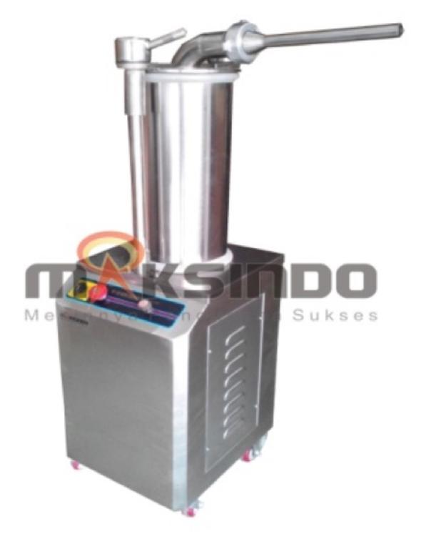 Jual Mesin Cetak Sosis Hidrolik MKS-HDS400 di Palembang