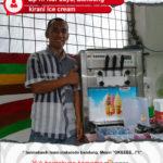 Kirani Ice Cream : Mesin Maksindo Memang Paling Oke