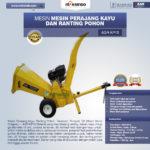 Jual Mesin Perajang Kayu dan Ranting Pohon – KP15 Di Palembang