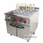 Jual Gas Pasta Cooker With Cabinet MKS-901PC di Palembang