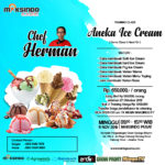 Training Usaha Ice Cream dan Toping, Minggu, 11 November 2018