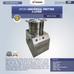 Jual Universal Fritter 4 Liter (MKS-UV4A) di Palembang