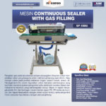 Jual Mesin Continuous Sealer With Gas (Band Sealer) di Palembang