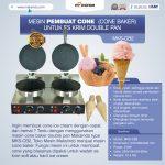 Jual Pembuat Cone Ice Cream (CB2) di Palembang