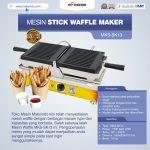 Jual Mesin Stick Waffle Maker MKS-SK13 di Palembang