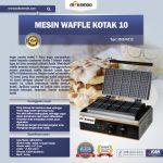 Jual Mesin Waffle Kotak 10 (WF10) Di Palembang
