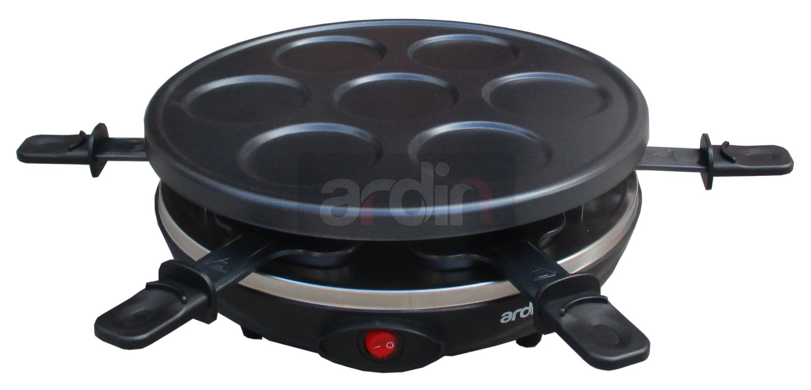 Jual Mesin Pemanggang Grill Multiguna (Electric Grill 5in1) ARD-GRL77 di Palembang