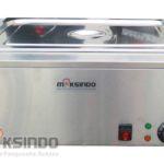 Jual Mesin Bain Marie Penghangat Makanan MKS-EBM11 di Palembang