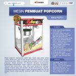 Jual Mesin Pembuat Popcorn (POP11) di Palembang