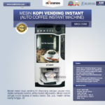 Jual Mesin Pembuat Kopi Instant (Coffee Vending) di Palembang