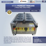 Jual Mesin Pembuat Pancake (Pancake Machine) MKS-EW66 di Palembang