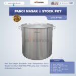 Jual Panci Masak Dan Stock Pot MKS-PP98 di Palembang