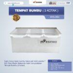 Jual Jual Tempat Bumbu (3 kotak) di Palembang