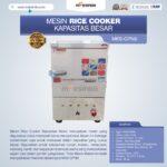 Jual Mesin Rice Cooker Kapasitas Besar MKS-GPN6 di Palembang