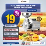 Jual Penepung Biji, Bumbu dan Herbal (GRD1500) di Palembang
