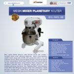Jual Mesin Mixer Planetary 10 Liter (MKS-10B) di Palembang